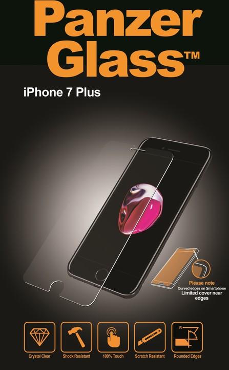 PanzerGlass ochranné sklo na displej pro iPhone 6/6s/7/8 Plus