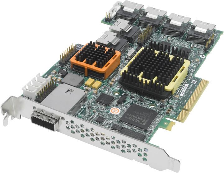 ADAPTEC RAID 52445 Kit SAS/SATA 2, PCI Express x8, 24 portů