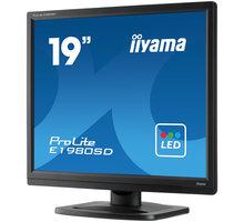 "iiyama ProLite E1980SD-B1 - LED monitor 19"""