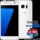 Samsung Galaxy S7 - 32GB, bílá  + Zdarma Oral B Genius PRO 8000 chytrý zubní kartáček (v ceně 4699,-)