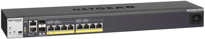 NETGEAR M4200-10MG-POE+ ProSafe
