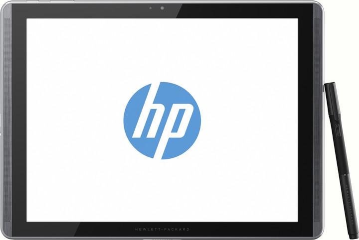 HP Pro Slate 12 - 32GB, LTE, stříbrná