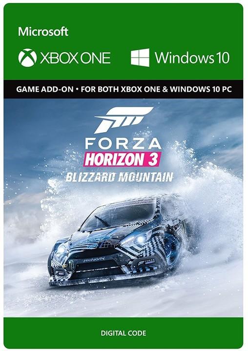 Forza Horizon 3 - Blizzard Mountain (Xbox Play Anywhere) - elektronicky