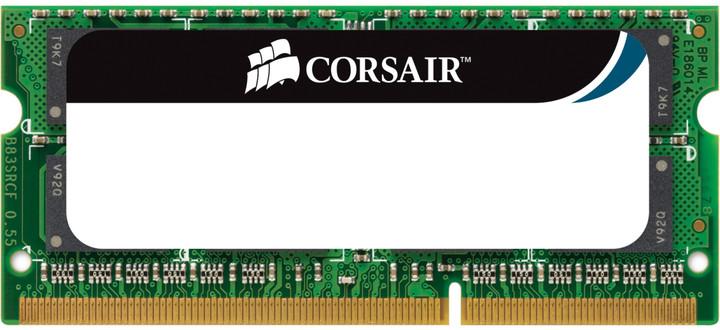 Corsair Value 8GB DDR3 1600 SO-DIMM