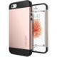 Spigen Slim Armor kryt pro iPhone SE/5s/5, zlatá