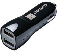 CONNECT IT Premium auto adaptér 2x USB - CI-243