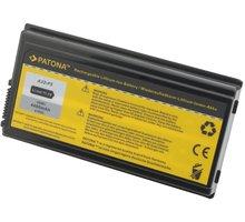 Patona baterie pro ASUS, F5, X50 4400mAh Li-Ion 11,1V - PT2100