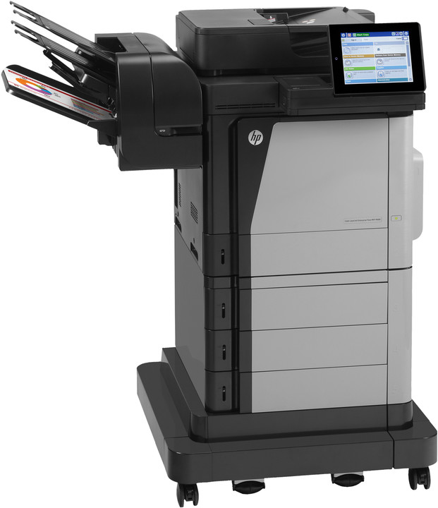 HP LaserJet Enterprise Flow M680z