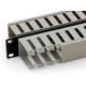 """Triton vyvazovací panel RAB-VP-X03-A1, 1U, 19"""", oboustranná plastová lišta"""