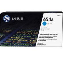 HP 654A, cyan - CF331A